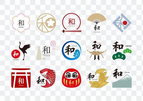 日本口味標記(顏色)