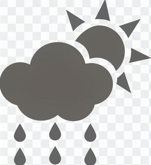 雨後的晴天圖第1部分