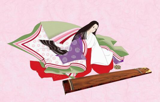十二個單身女裝〜Koto Suki日文紙_淡紅色