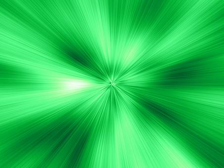 徑向綠色背景,具有速度感4:3