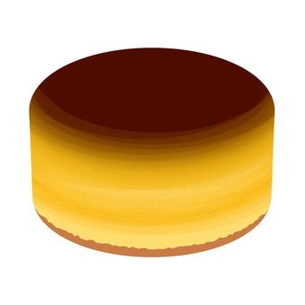蛋糕芝士蛋糕