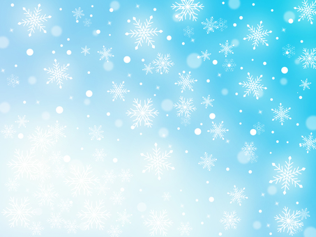雪花背景素材