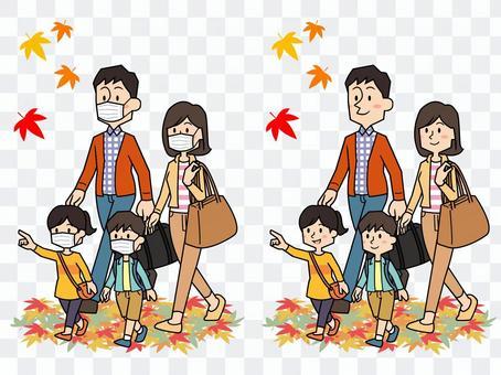 国内旅行(秋)