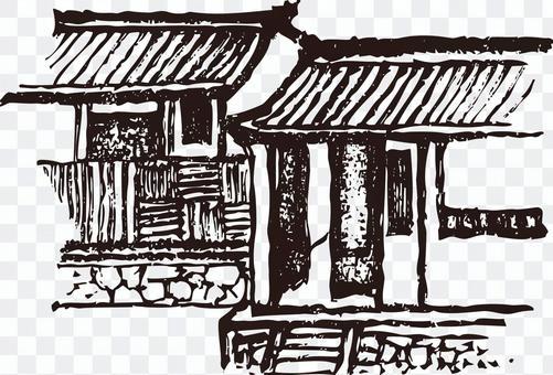 Japanese style house part 15