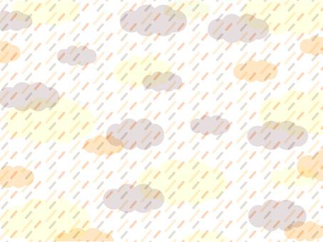 雨壁紙黃色