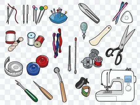 裁縫道具セット