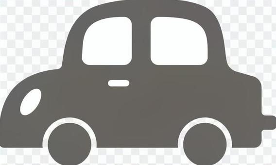 汽車A側身部分1