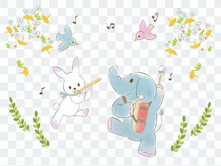 動物音樂軍團2