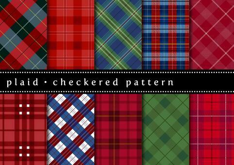 Pattern set 028 Various checks