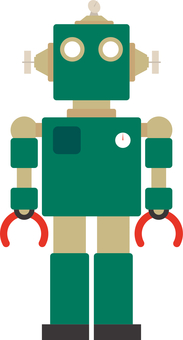 復古機器人