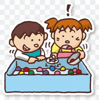 超級碗水槽