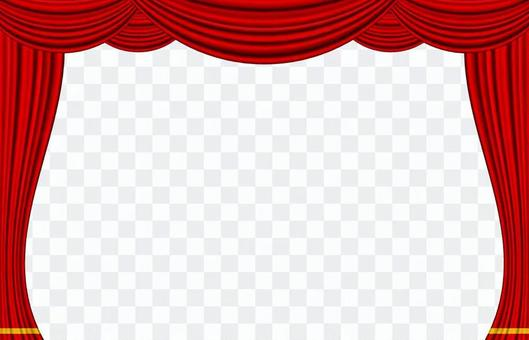 Curry _ opening curtain only