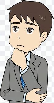 Suit Male 01_ Question