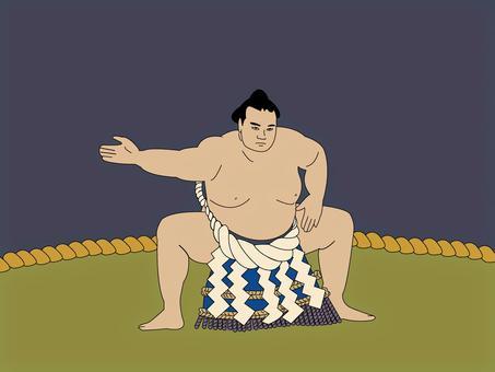 橫綱dohyaku
