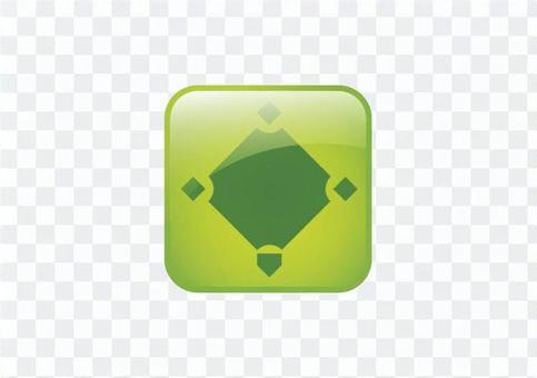 棒球場圖標