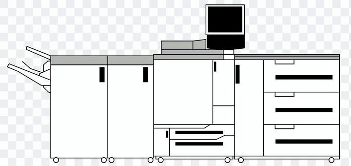 激光打印機