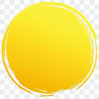 毛刷e _ Yamabuki yellow_v 8