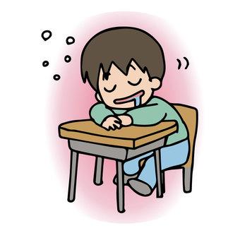 我不記得上課時的困倦和春天的曙光