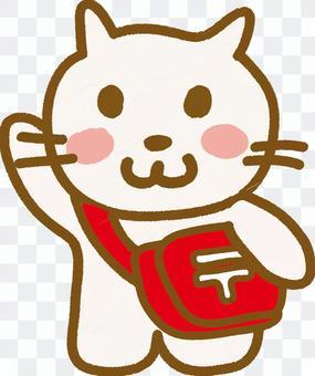 郵政服務店_ Nekochan