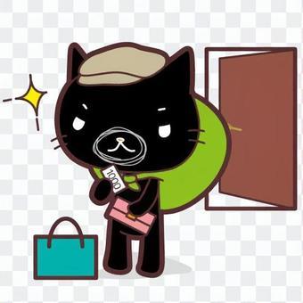 Nyanko系列Dorobo貓