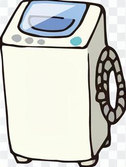 家電(洗衣機)
