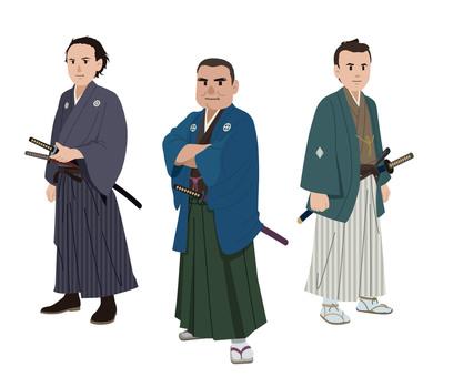 Satcho 聯盟的插圖