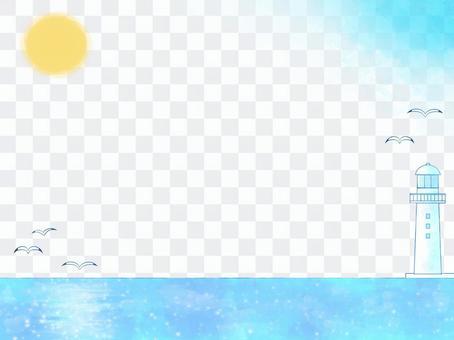 海框架(中午)