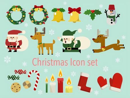 聖誕項目插圖設置01