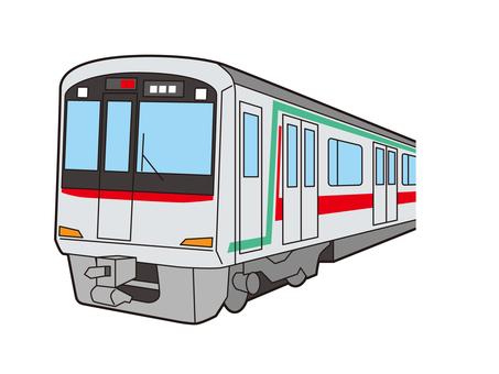 火車 通勤火車 鐵路