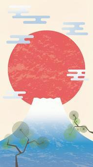 Japanese Modern Wallpaper Vertical