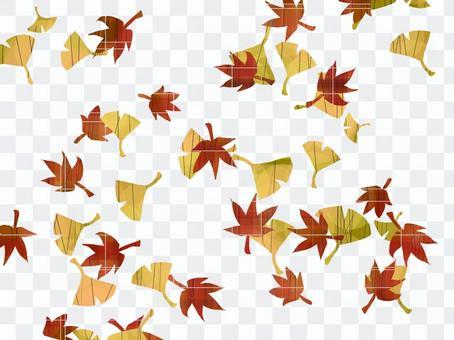 秋葉和銀杏
