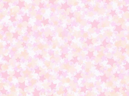 星散背景8 [粉紅色]
