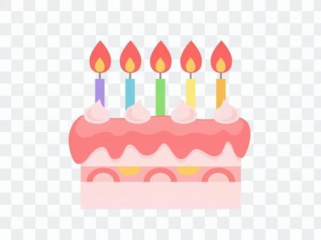 生日蛋糕(草莓)