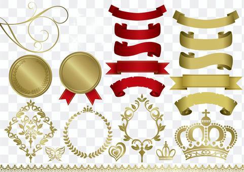 會徽和黃金部分