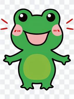 青蛙_發現