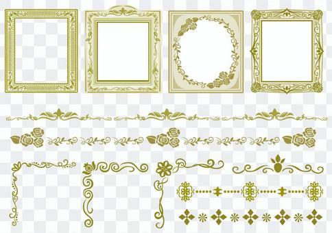 Decorative material