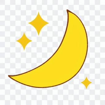閃光的新月