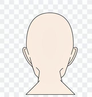 医療用-後頭部