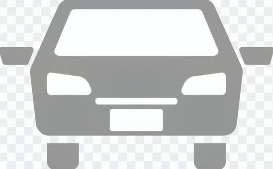汽車A前部2