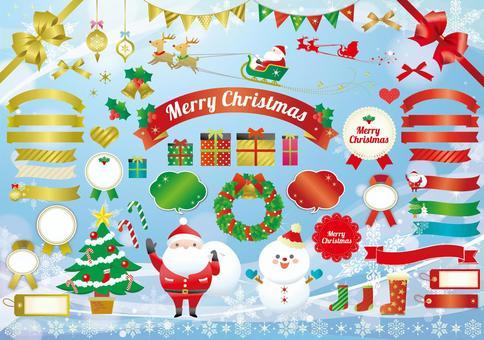 聖誕材料2016