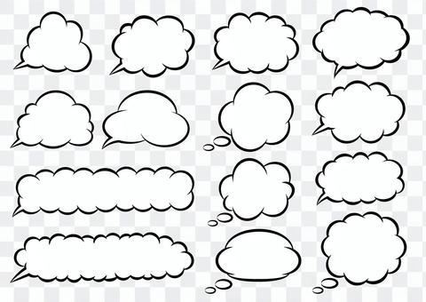 Muguaku雲氣球圖2