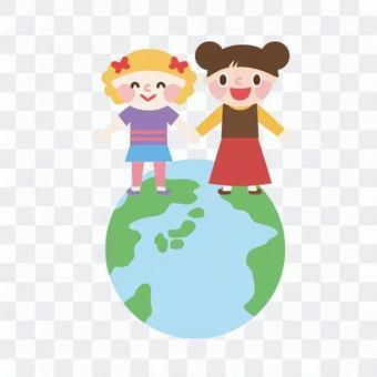地球和朋友