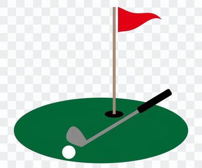 高爾夫01