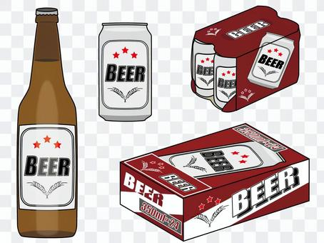 Beer red