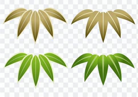 New Year's bamboo variety 1