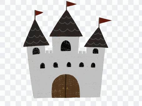 可愛的城堡