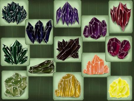 我的寶石系列