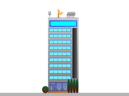 Futurama Industry Co., Ltd. Head office building