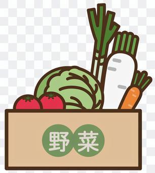 食品詰め合わせ_野菜