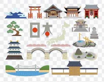 Summary of Japanese building